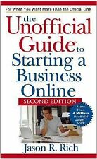 Unofficial Guide to Starting a Business Online (Unofficial Guides)