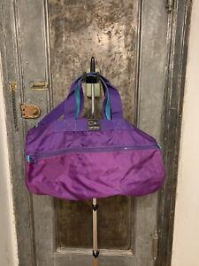 Vintage 80's Aqua Berry Ciao Sports Beach Bag duffel bag Unisex