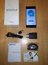 Sony  Xperia XA1 - 32GB - Schwarz (Ohne Simlock) Smartphone