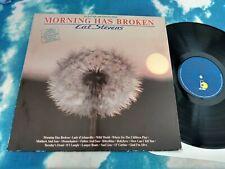 Cat Stevens - Morning Has Broken ISLAND GERMAN LP Compilation Vinyl Excellent