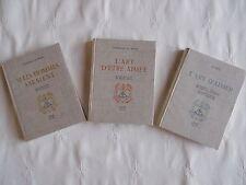 OVIDE L'ART D'AIMER – SI LES HOMMES SAVAIENT – L' ART D' ETRE AIMEE – Dominique