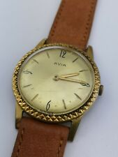Nice Vintage Working Avia Watch with AS 1538 / 1539 Movement - Working (B74)