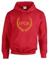 SPQR, Printed Hoodie