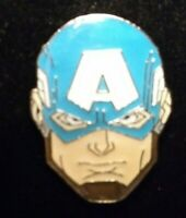 Disney Captain  America Trading Pin