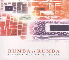 Rumba Is Rumba by Bilenge Musica du Zaire (CD Kelele) Lingala/Congolese/Soukous