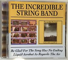 Be Glad/Liquid Acrobat -The Incredible String Band (2 CD 2004, BGO Records)
