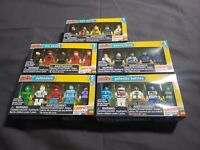 Five packs of themed figures (25 figures)