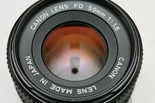 CANON FD 50MM F1.8 MANUAL FOCUS LENS FOR A1 AE1 AT1 FTB T90 T70 T50 F1 (2)