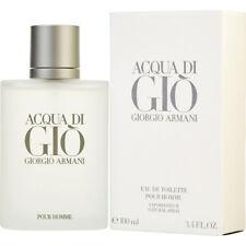 ACQUA Di Gio Pour Homme 100ml EDT Spray for Men by Giorgio Armani Perfume ##