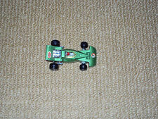 TINTOYS FAST SPEED WHEELS, LOTUS GREEN F1 RACE CAR, DIECAST, EXCELLENT CONDITION