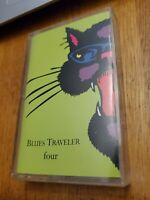 Audio Cassette Tape - Four by Blues Traveler (Cassette, Sep-1994, A&M Records)