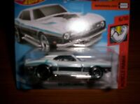 CHEVROLET COPO CAMARO - 1968 - HOT WHEELS - SCALA 1/55