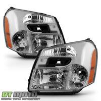 2005 2006 2007 2008 2009 Chevy Equinox Headlights Headlamps Replacement 05-09