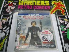 resident evil retribution 3d  chinese new import Blu ray Rare film movie film