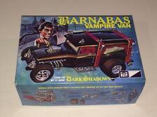 Dark Shadows Barnabas Vampire Van MPC model kit White version