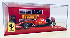 1:18 Ferrari SF15-T Formula 1 Pirelli 2017 Tyre Test Car 70th Anniversary