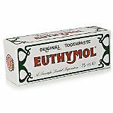Euthymol Original Toothpaste 75ml Case Of 6