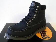 Herrenstiefel & -boots im Stiefeletten-Stil aus Echtleder mit Schnürsenkeln