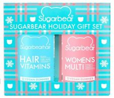Sugarbearhair Holiday Duo Pack 30 Day Hair and Multi Vitamin Set NIB