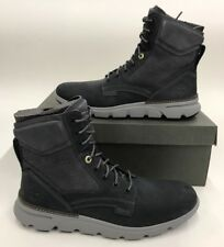 Timberland Eagle Bay Leather Boot Dk Gry Mens Sample Size 9 Nice New Rare 1 Of 1