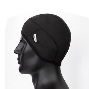 Men/Women Head Skull Cap Running Helmet Beanie Cycling Bicycle Ski Windproof Hat