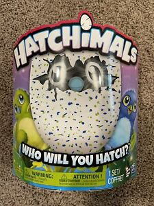 Hatchimals Spin Master Draggles Blue or Green Egg Who Will You Hatch Sealed