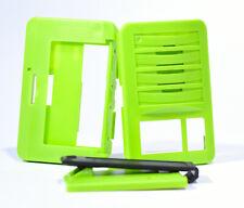 Gehäuse komplett für Swissphone Quattro / Hurricane lemon grün lime