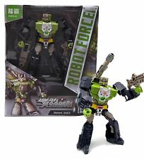 Transformers Lubo Wj Robot Force Diehard Christmas Gift Kids Toys Action Figure