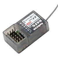 Radiolink FHSS R6FG 2.4G 4 Channel Radio Control System RC4GS RX Receiver