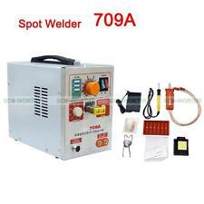 New 2 in 1 1.9KW Spot Welder+Soldering Iron Staion 709A Battery Welding Machine