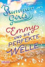 Summer Girls 2: Emmy und die perfekte Welle von Martina Sahler und Heiko Wolz (…