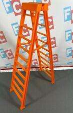 """WWE Wrestling Jakks Orange Large Breakaway Tall Ladder Accessory for 6"""" Figures"""