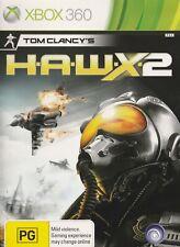Xbox 360 Game -Tom Clancy's - H.A.W.X. 2 - HAWX 2 (PAL)