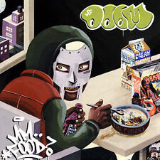 Mm..Food by MF Doom (CD, Jul-2007, Rhymesayers Entertainment)