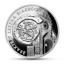 Poland / Polen - 10zl History of Polish Coin Leszek I the White - bracteate