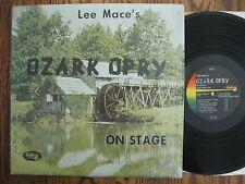 Lee Mace's Ozark Opry on stage LP 1960s EX in shrink Century 25163