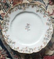 Vintage CFH GDM France Small Plate
