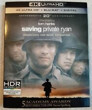 New listing Saving Private Ryan (Blu-ray Disc Only) Included Case w Slip - Please Read Below