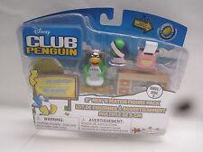 """Disney Club Penguin 2"""" Mix 'N Match Figure Pack - AUNT ARCTIC desk NEW"""