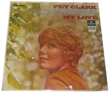 Philippines PET CLARK My Love LP Record