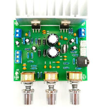Diy Amplifier Electronic Kit 2 Channel 2.0 15W Hifi Stereo Amp Audio Music UDW