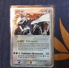 Carte Pokémon Lugia Ex 105/115 Ex Forces Cachées Ultra Rare Holo 2006