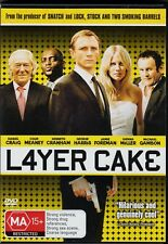 L4YER CAKE  - 1 DVD...Region 4....Free Post.