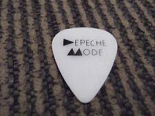 DEPECHE MODE MARTIN GORE guitar pick picks plectrum Rare BLANK BACK