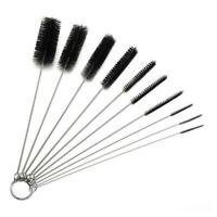 Equipment 10pcs Needle Mouth Tool Tattoo Brush Cleaning Spray Gun Airbrush Hot