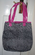 WOMENS Dorothy Perkins Animal Print Tote  Shopping Bag /Hand Bag