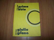 CURTONITONANI-PRIMA DEL BUIOGIULIO DEL GRANO-STAMPA ALTERNATIVAMILLELIRE-1995