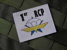 SNAKE PATCH - écusson - 1er RCP - Para TAP air SAUT chasseur OPEX