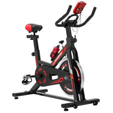 KUOKEL CYCLETTE BICI DA SPINNING SPINBIKE BICICLETTA VOLANO 11KG NERO - NUOVO IT