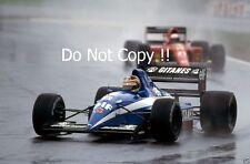 Thierry Boutsen LIGIER JS35 F1 saison 1991 Photographie 2